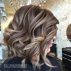 Color Hairstyles For Medium Hair