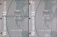 auto repair manual online 2009 ford e150 navigation system 2010 ford f 150 repair shop manual 2 volume set original