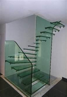 Escalier En Verre Quart Tournant Lamorlaye 60 Par