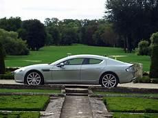 Essai Vid 233 O Aston Martin Rapide La Quintessence De L