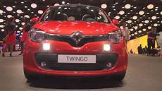Renault Twingo Intens Tce 90 Edc 2017 Exterior And
