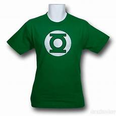 green lantern symbol distressed t shirt
