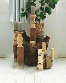 Holz Design Deko - 100 ideen f 252 r faszinierende deko aus holz