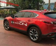 Mazda Cx 4 - new photos of the mazda cx 4 for china carnewschina
