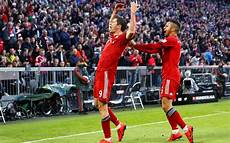 Bayern Munich Top Of Bundesliga With Devastating 5 0 Win