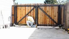 swing gate e8 300mm dual swing gate opener installation