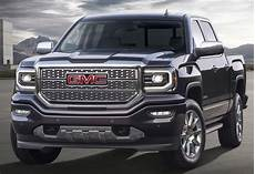 gmc sierra 1500 and gmc sierra 1500 denali get enhanced for the 2017 model year autoevolution