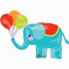 elefant mit luftballons folienballon luftballon shop