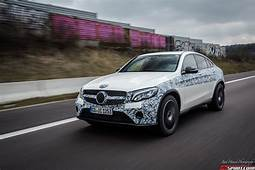 Exclusive First Impression Mercedes Benz GLC Coupe  GTspirit