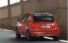 Fiat 500 Cabrio Gebraucht - fiat 500 convertible review carzone new car review