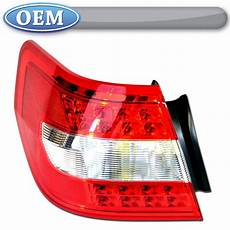 new rear left side tail oem new 2006 2009 lincoln mkz zephyr left rear outer tail l driver s side ebay