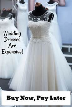 buy a wedding now pay for it later with deferred