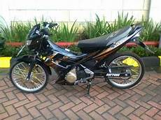 Modifikasi Motor Satria F satria f modifikasi