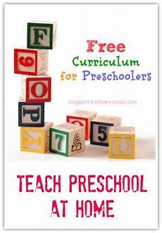 free curriculum for preschoolers