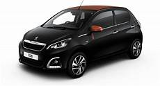 new peugeot 108 versions join 2017 uk lineup from 163 12 180
