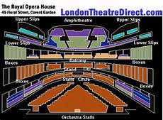royal opera house seating plan royal opera house shows in london