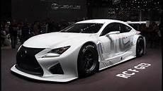 lexus rcf gt3 lexus rc f gt3 racing concept