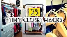 Space Saving Bedroom Closet Closet Organization Ideas by 25 Organizing Small Closet Ideas