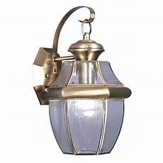 livex lighting monterey outdoor beveled glass wall lantern s restorers