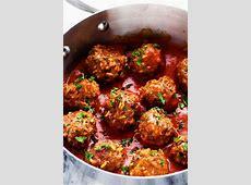 easy creamy porcupine meatballs_image
