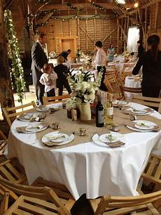 rustic wedding table decor in 2019 round wedding tables