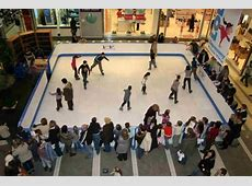 PORTABLE ICE SKATING RINK, SYNTHETIC ICE RINK   Austin