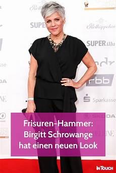 Birgit Schrowange Nach Den Grauen Haaren Wieder Ein