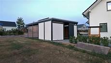 carport geschlossen mit tor unsere carportvielfalt im modernen design carporthaus