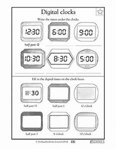 our 5 favorite prek math worksheets activities clock worksheets and digital clocks