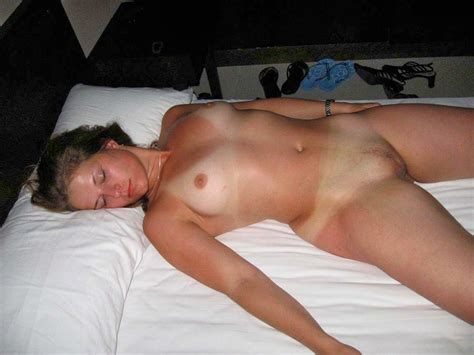 Chubby Sleeping Naked