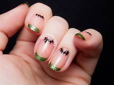 8 easy halloween nail art tutorials diy thought