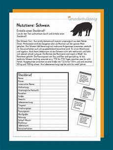 Malvorlagen Umwelt Nrw Nutztiere
