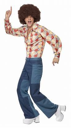 Kleidung 70er Männer - s 1970s retro costume s disco costume yandy