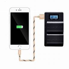 Palo Rechargeable Battery Charger Mobile Phone by Palo Lp E6 C Usb Rechargeable Battery Charger Mobile Phone