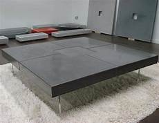 table basse en béton ciré table basse b 233 ton cir 233 meuble design loftboutik