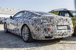 2018 BMW 8 Series Coupe First Spy Shots  GTspirit