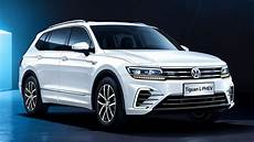 2018 volkswagen tiguan l phev cn wallpapers and hd