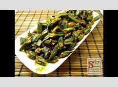 Bhindi Fry (without onion and garlic) / Indian veg recipe