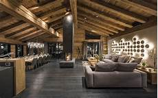 maison en bois de luxe luxury ski chalet chalet aconcagua zermatt switzerland