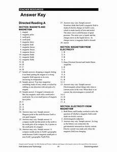 section 1 reinforcement electric charge worksheet answers worksheet list