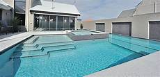 spa con piscina in gallery tropical pools perth best swimming pool designs