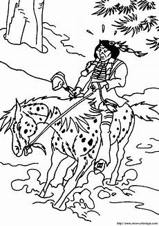 coloriage de yakari dessin coloriages yakari cheval 224