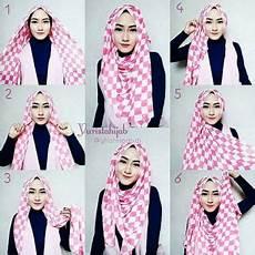 Tutorial Pashmina Remaja Ragam Muslim