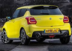Complete Car Info For 48 The 2020 New Suzuki Swift Sport