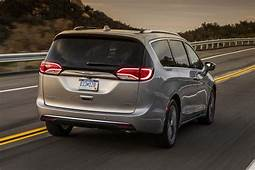 2017 Chrysler Pacifica First Drive Review  Autotrader