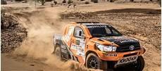 Toyota Au D 233 Part Du Dakar 2018 Specialist Auto