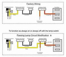 harley headlight wiring diagram front led headlight question page 2 harley davidson forums