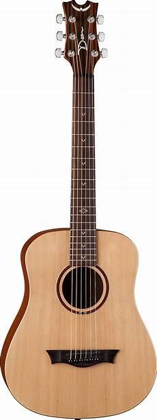 Dean Flight Spruce Travel Guitar Review Chorder