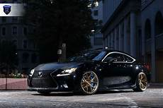 Lexus Rcf Tuning - lexus rcf coupe on 20 zoll rohanna rxf5 wheels in matte bronze