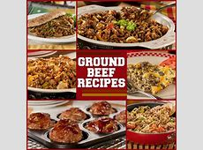 Recipes with Ground Beef   EverydayDiabeticRecipes.com